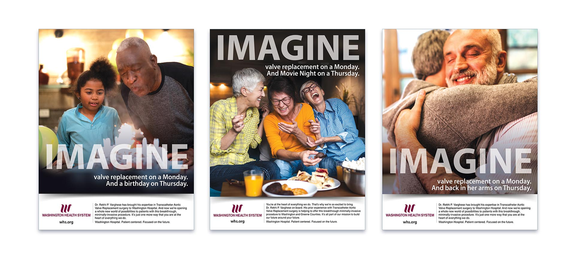 Washington Health System Campaign